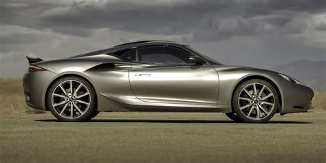 2020 Infiniti Sports Car infiniti will build an electric sports car for 2020