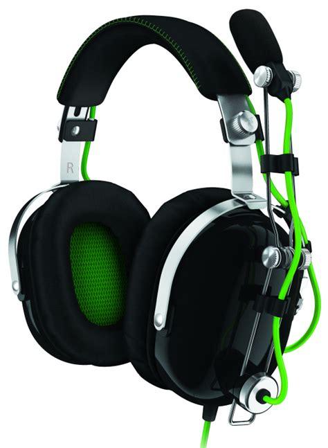 Headset Razer Razer Launches Blackshark Stereo Gaming Headset Inspired