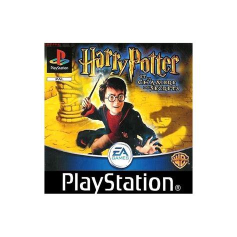 harry potter et la chambre des secrets ps1 dvfstore com