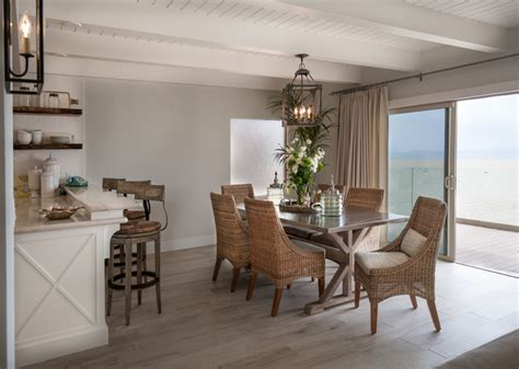 california cottage style dining room