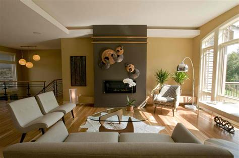 22 living rooms with metal wall decorations house