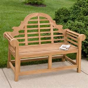 lutyens bench marlboro lutyens teak outdoor bench 4 ft or 5 ft outdoor