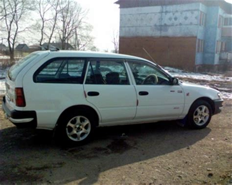 Toyota Sprinter Wagon 1999 Toyota Sprinter Wagon For Sale Car Pictures Gallery