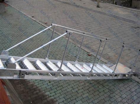 levensduur aluminium boot aluminium loopplank ladder aluminium ladder schip boot