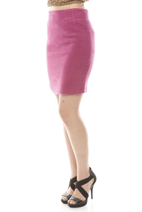 pink pencil skirt shoptiques