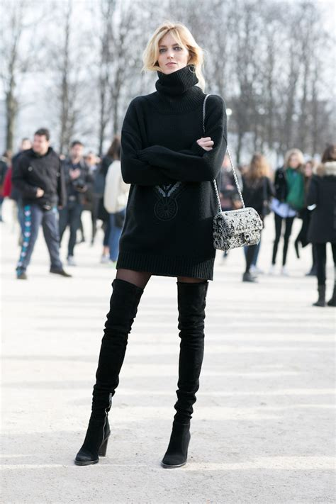 how to wear black tights with everything ideas hq