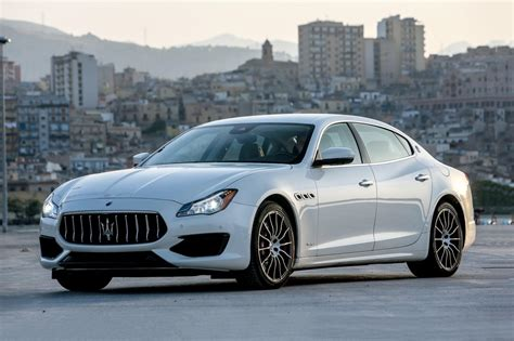 2017 Maserati Quattroporte Pricing For Sale Edmunds