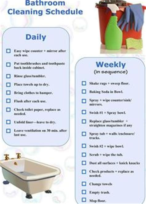 Bathroom Cleaning Supplies List by 1000 Images About Bathroom On Remodel