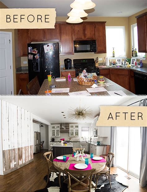 design sponge kitchen before after a cookie cutter kitchen becomes anything