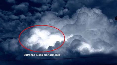 imagenes raras en las nubes extra 241 a nube en b 233 lgica 191 fen 243 meno ovni o anomal 237 a