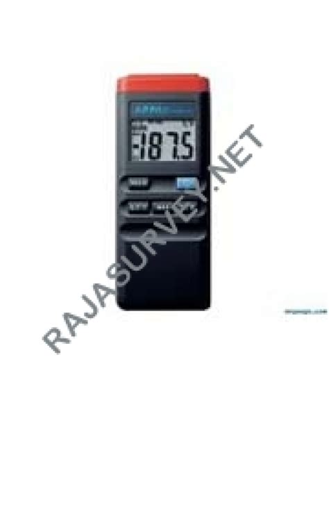 Thermometer Appa 51 rajasurvey net detil produk digital thermometer appa 51