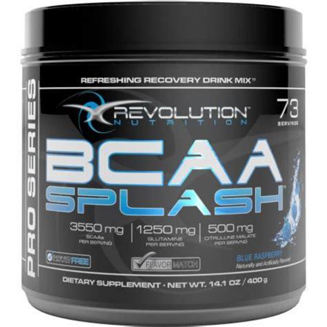 Myprotein Bcaa 4 1 1 50 Serving Best Bcaa Xtend Amino X bcaa splash by revolution nutrition at bodybuilding