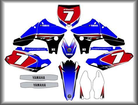 graphics design nz yamaha graphic creation