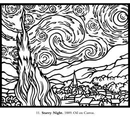 starry coloring page free coloring pages of starry
