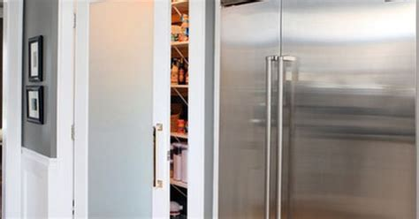 frosted glass pantry door this frosted door looks great in