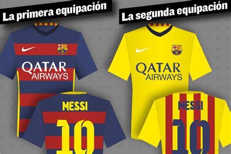 Calendario Kit 2015 View The 2015 16 Fc Barcelona Kits Barca Blaugranes