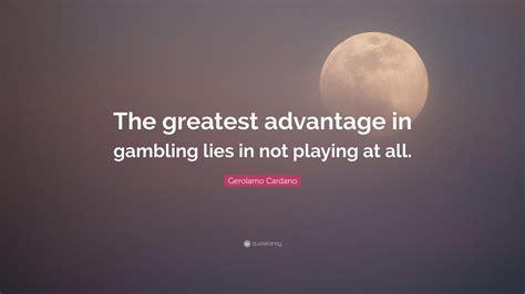 gerolamo cardano life gerolamo cardano quote the greatest advantage in