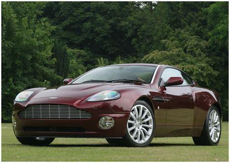 Aston Martin Modeles
