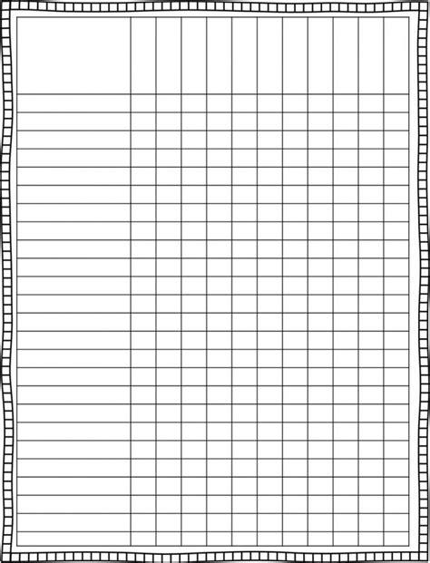 empty spreadsheet templates blank spreadsheet epaperzone