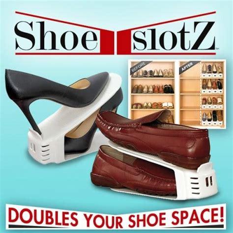 Shoes Organizer As Seen Tv shoe slotz as seen on tv