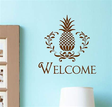 welcome wall stickers popular entryway decorating buy cheap entryway decorating