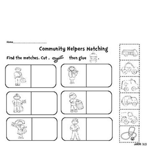 kindergarten activities community helpers community helpers activity sheets crane mobile teaching