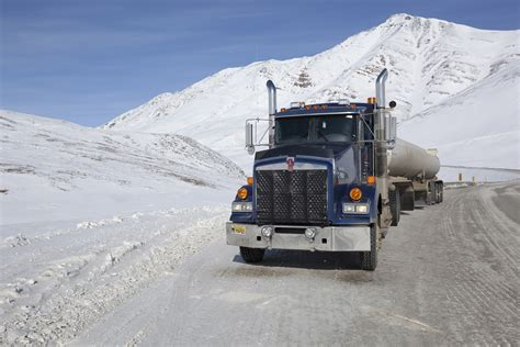 Ice Road Truckers History Tv18 Official Site