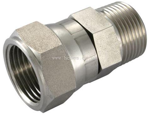 Universal Fitting T Steel G 16 universal union bspp swivel connector 45 176 jic