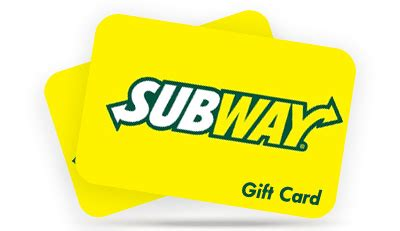 How To Use Subway Gift Card - subway 174 gift card balance check the complete tutorial