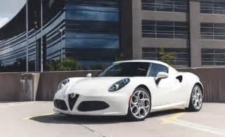 Alfa Romeo C4 For Sale 2015 Alfa Romeo 4c Questions Answered Feature Car And