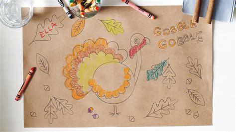 martha stewart thanksgiving crafts for 6 thanksgiving crafts for that parents can appreciate