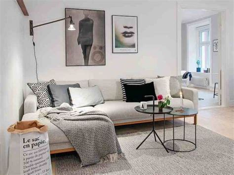 picture of womens small apartment at christmas 28 gorgeous modern scandinavian interior design ideas pokoj dzienny room living room