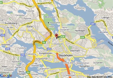 best western sweden map of best western time hotel stockholm