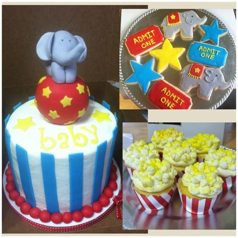 Circus Themed Baby Shower Cakes by Pin By Toni Mowad On Sweet Cakes By Toni