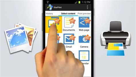 Printer Untuk Hp Android cara print foto atau dokumen langsung dari hp android