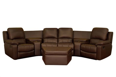 curved theater seating furniture baxton studio home theater seating curved row of 4