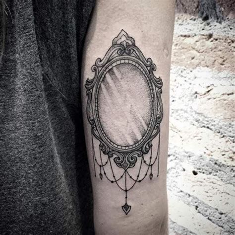 mirror tattoos best 25 mirror tattoos ideas on vintage