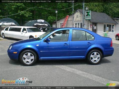 2001 Volkswagen Jetta 1 8t by 2001 Volkswagen Jetta Gls 1 8t Sedan Blue Lagoon Metallic