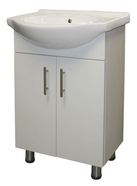 Bathroom Vanities And Cabinets Clearance Denver Tiffany 550mm White Bathroom Vanity Cabinet