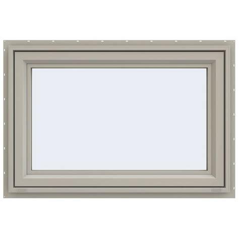 jeld wen awning windows jeld wen 47 5 in x 29 5 in v 4500 series awning vinyl