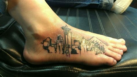 seattle tattoo designs stunning city tattoos spot your city tattoos beautiful