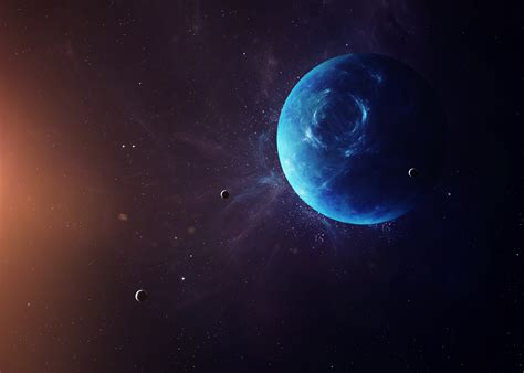 Planet Neptune by Pic Of Planet Neptune