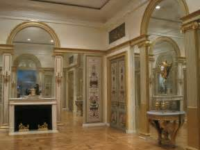 Neoclassical Interior Architect Design Neoclassical Paneling