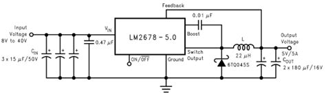 purpose of inductor in switching regulator designing step buck switching regulators how to choose inductor and capacitor values