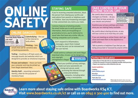 printable posters online matthewknight uk online safety poster