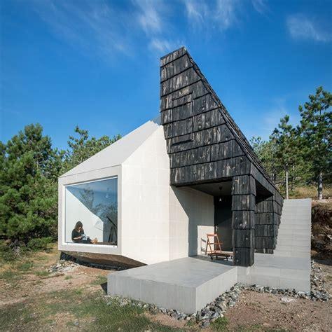 House Architectural Divcibare Mountain House In Serbia E Architect