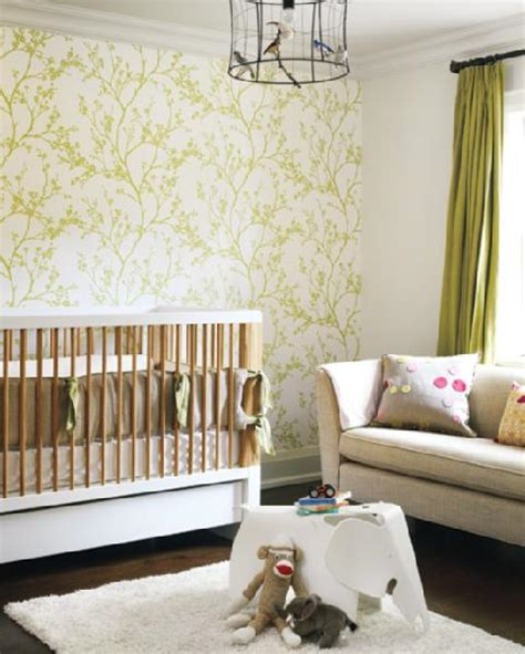 Gender Neutral Nurseries The Decorologist Green Nursery Decor