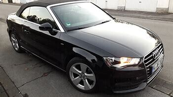 Auto Leasing Angebote Audi by Audi A3 Leasing Angebote Sportback Limousine Cabrio