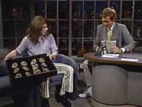 crispin glover on johnny carson gary busey on letterman 1990 doovi