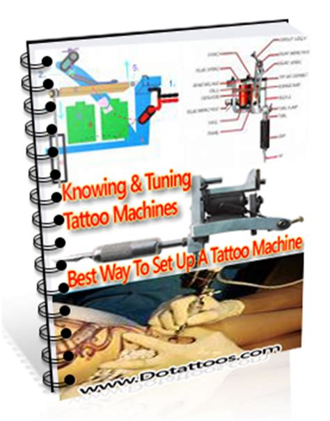 how to set up a tattoo machine how to tune a machine tune machine